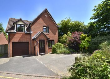 Thumbnail 3 bedroom detached house for sale in Greenwood Close, Hucclecote, Gloucester
