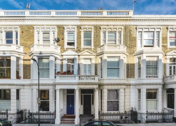 Thumbnail 3 bed flat for sale in Perham Road, London