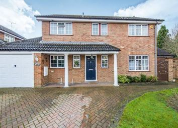Thumbnail 4 bed detached house for sale in Blackwater, Hampshire, 26 Ashbury Close Black