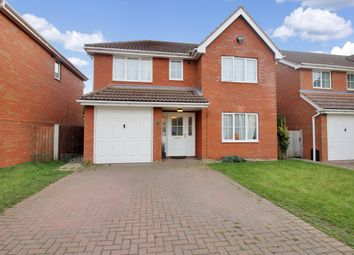 Thumbnail 4 bed detached house for sale in Bladewater Road, Norwich