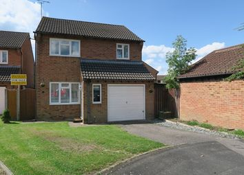 Thumbnail 3 bed detached house for sale in Melick Close, Marchwood, Southampton