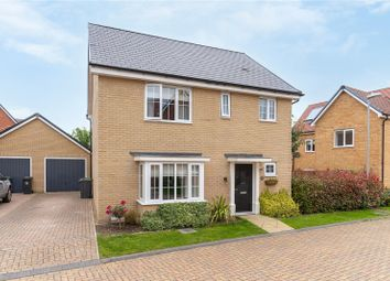 Thumbnail 3 bed detached house for sale in Stanley Road, Great Chesterford, Nr Saffron Walden, Essex