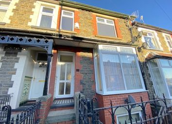 Thumbnail 3 bed terraced house to rent in North Road, Ferndale -, Ferndale
