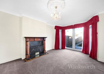 Thumbnail 3 bed end terrace house to rent in Dryburgh Gardens, Kingsbury London