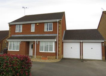 Thumbnail 4 bed detached house for sale in Marriotts Drove, Ramsey Mereside, Huntingdon
