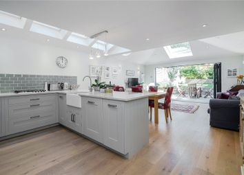 Thumbnail 4 bed terraced house for sale in Brocklebank Road, London