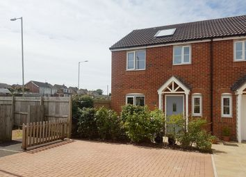 Thumbnail 3 bed semi-detached house for sale in Clos Cae Ffynnon, North Cornelly