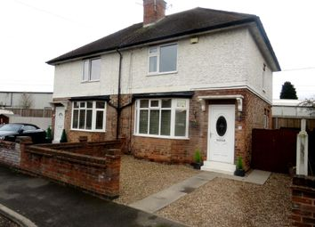 2 bed semi-detached house for sale in Brierfield Avenue, Wilford, Nottingham NG11