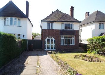 Thumbnail 3 bed detached house for sale in Hatherton Road, Cannock, Staffordshire