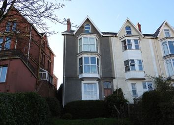 Thumbnail 8 bed end terrace house for sale in Eaton Crescent, Swansea
