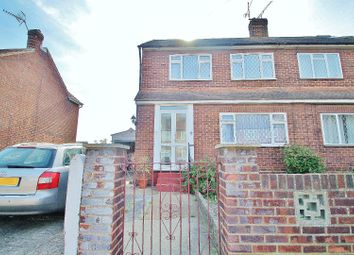Thumbnail 3 bed semi-detached house for sale in Osney Way, Chalk, Gravesend