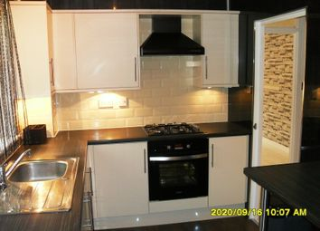 Thumbnail 2 bed flat to rent in Kirkmuir Drive, Rutherglen, Glasgow