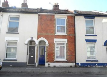 Thumbnail 2 bedroom terraced house to rent in Percy Road, Southsea