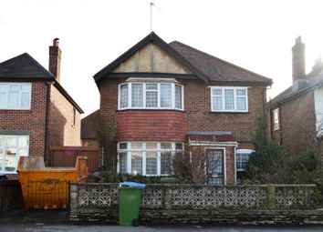 Thumbnail 4 bedroom detached house for sale in Peartree Avenue, Bitterne, Southampton, Hampshire