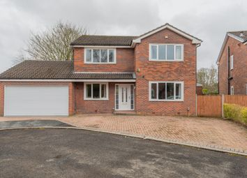 Thumbnail 4 bed detached house to rent in Lowside Avenue, Lostock, Bolton
