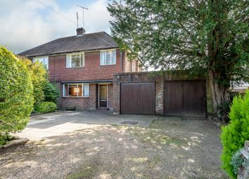 Harefield Road, Rickmansworth WD3. 3 bed semi-detached house