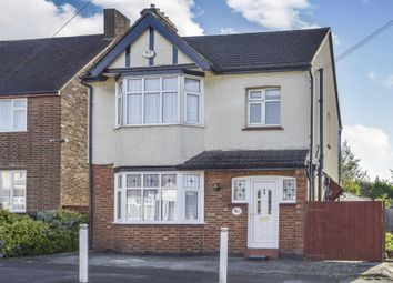 Thumbnail 3 bed detached house for sale in Tavistock Street, Bletchley, Milton Keynes
