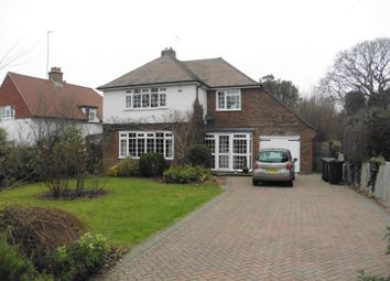 Thumbnail 4 bed detached house for sale in Gillham Wood Road, Bexhill-On-Sea
