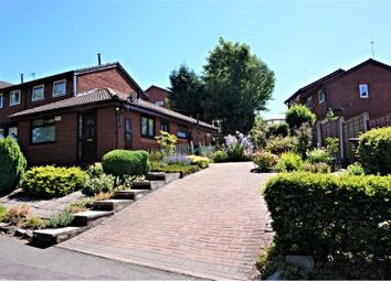 Thumbnail 2 bed semi-detached bungalow for sale in Oakworth Street, Manchester