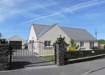 Thumbnail 3 bed detached bungalow for sale in Crofty Close, Croesgoch, Haverfordwest