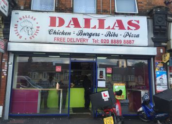Thumbnail Retail premises for sale in Bowes Road, London