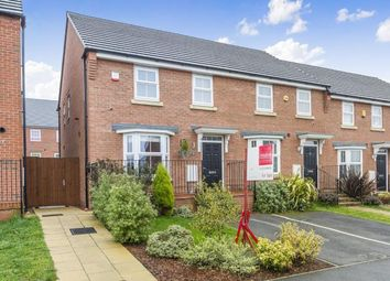 Thumbnail 3 bedroom terraced house for sale in Whitaker Drive, Blackburn, Lancashire