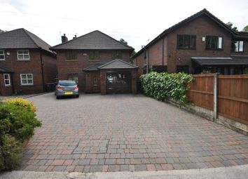 Thumbnail 4 bed detached house for sale in Radcliffe Park Road, Salford 6 Manchester