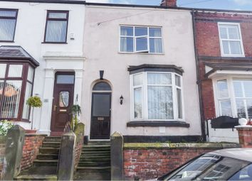 Thumbnail 5 bed terraced house for sale in Oxford Street, St. Helens