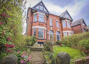 Thumbnail 5 bedroom semi-detached house for sale in Eccles Old Road, Salford