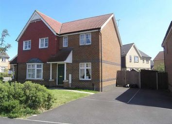 Thumbnail 2 bed semi-detached house to rent in Clarke Crescent, Kennington Ashford, Kent