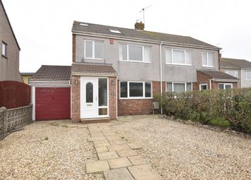 Thumbnail 4 bed semi-detached house to rent in Holmwood Close, Winterbourne, Bristol