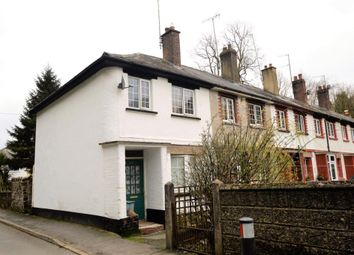 Thumbnail End terrace house for sale in Castle Cottages, Castle Lane, Okehampton, Devon