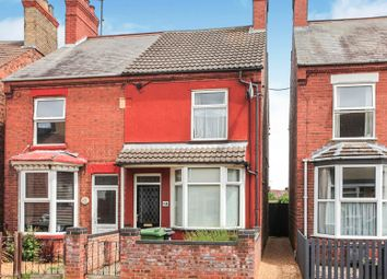 Thumbnail 3 bedroom semi-detached house for sale in Churchfield Road, Walton, Peterborough