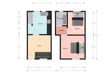 Thumbnail 2 bedroom terraced house for sale in Clifton Street, Preston, Lancashire