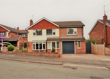 Thumbnail 5 bed detached house for sale in Stockwood Road, Newcastle