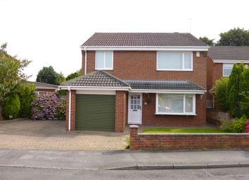 Thumbnail 4 bed detached house to rent in Langley Grove, Bishop Auckland