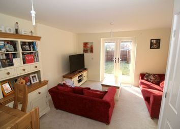 Thumbnail 2 bed terraced house for sale in Mckennan Close, Clapham, Bedford