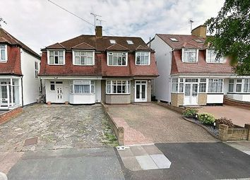 Thumbnail 5 bedroom semi-detached house to rent in Marlands Road, Clayhall, Ilford