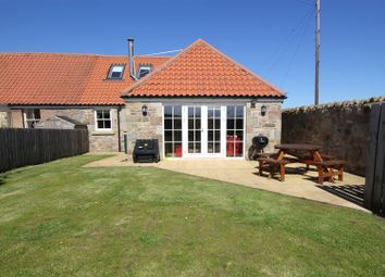 Thumbnail 4 bed end terrace house for sale in Adderstone, Nr Belford, Northumberland