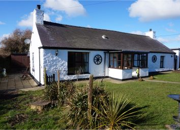 Thumbnail 3 bed detached bungalow for sale in Carreglefn, Amlwch