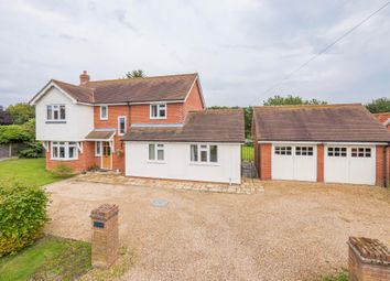 Thumbnail 4 bedroom detached house for sale in Groton, Sudbury, Suffolk