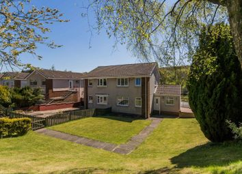 Thumbnail 3 bedroom semi-detached house for sale in Church Place, Caldercruix, Airdrie, North Lanarkshire