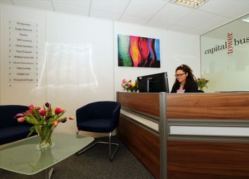 Thumbnail Serviced office to let in Capital Tower, Cardiff