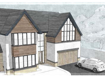 Thumbnail 4 bed detached house for sale in Cliff Lane, Grappenhall And Thelwall