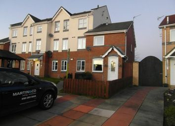 Thumbnail 2 bed semi-detached house to rent in Blucher Road, Royal Quays