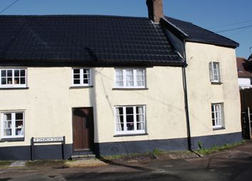 Thumbnail 3 bedroom cottage to rent in Church Steps, Church Stile Lane, Woodbury, Exeter