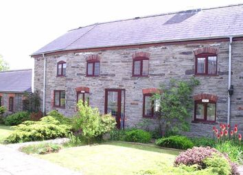 Thumbnail 2 bedroom semi-detached house for sale in Ferwig, Cardigan