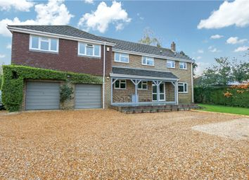 Thumbnail 7 bed detached house for sale in Crawley Hill, West Wellow, Romsey, Hampshire