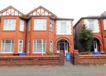 3 bed semi-detached house for sale in Scarsdale Road, Manchester M14
