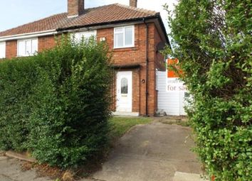Thumbnail 3 bed semi-detached house for sale in Laburnum Road, Darlington